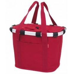 KLICKfix Bike Basket til styret 15L (rød)