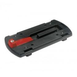 KLICKfix adapter til bagagebæret m/lås