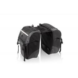 XLC dobbelt sidetasker (2x15L)