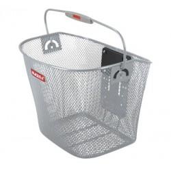 KLICKfix Uni Basket til styret 16L (grå)