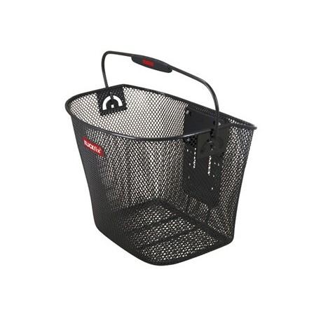 KLICKfix Uni Basket til styret 16L (sort)