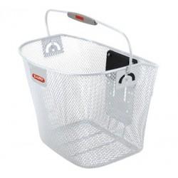 KLICKfix Uni Basket til styret 16L (hvid)