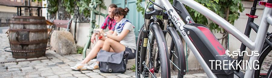 Staiger Sinus Trekking elcykler